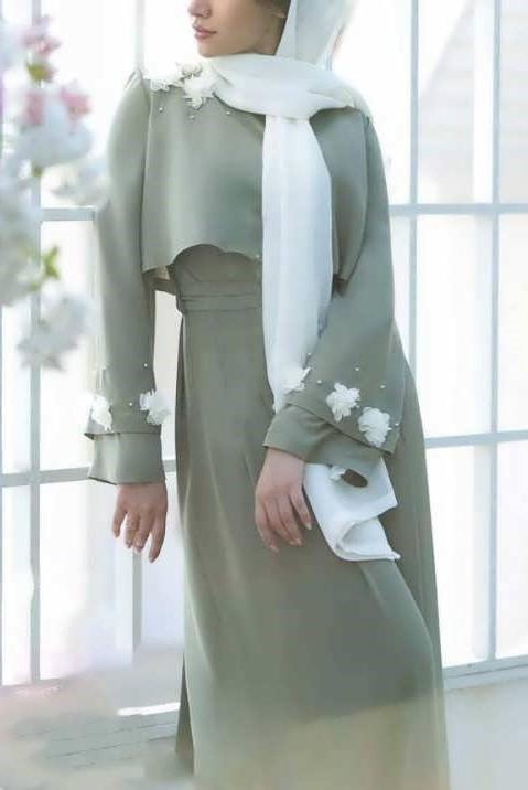 Photo of مدل مانتو مجلسی دخترانه بلند
