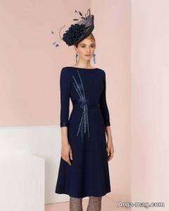 مدل لباس شب پوشیده با ۳۰ طرح جذاب و دوست داشتنی