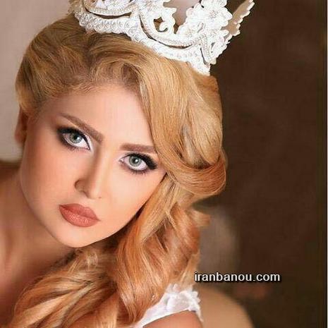 آرایش عروس ایرانی 2019