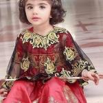 ۱۵ مدل لباس بندری بچه گانه گلابتونی نفیس