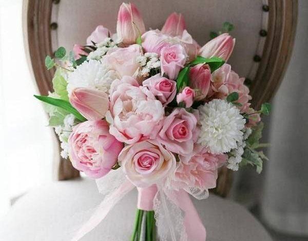 بهترین مدل دسته گل عروس